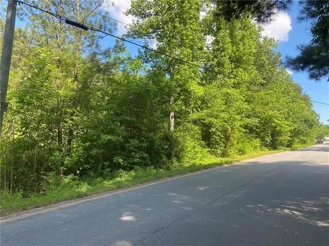 0 Seminole Way, Acworth, GA 30102 (MLS #8977521) :: Statesboro Real Estate