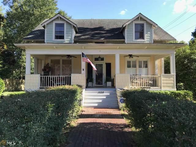 1528 Cambridge Ave, College Park, GA 30337 (MLS #8980643) :: Athens Georgia Homes