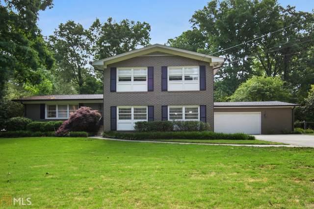 4491 N Peachtree, Dunwoody, GA 30338 (MLS #8981281) :: Athens Georgia Homes