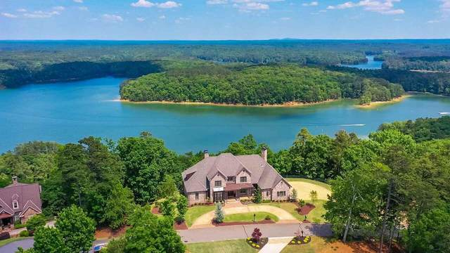 18 Edgewater, Cartersville, GA 30121 (MLS #8983322) :: EXIT Realty Lake Country