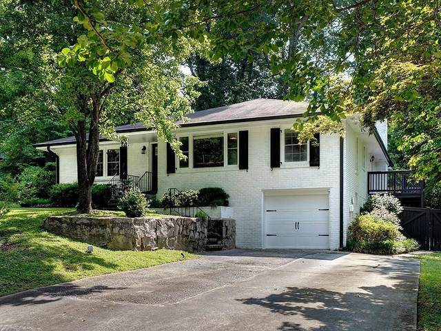 1535 Berkeley Lane NE, Atlanta, GA 30329 (MLS #8985527) :: Regent Realty Company