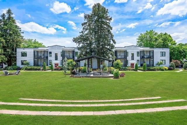 120 Peachtree Memorial Drive 120-1, Atlanta, GA 30309 (MLS #8986114) :: Crown Realty Group