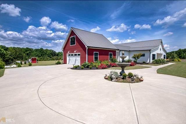 601 Highway 85 Connector, Brooks, GA 30205 (MLS #8987518) :: Anderson & Associates