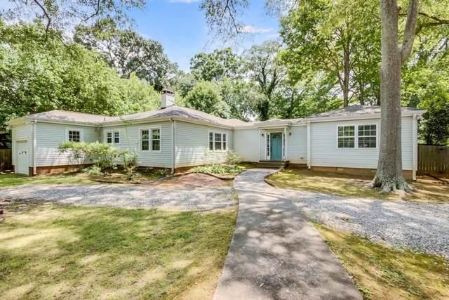 2773 Mildred Place SE, Smyrna, GA 30080 (MLS #8990158) :: Athens Georgia Homes