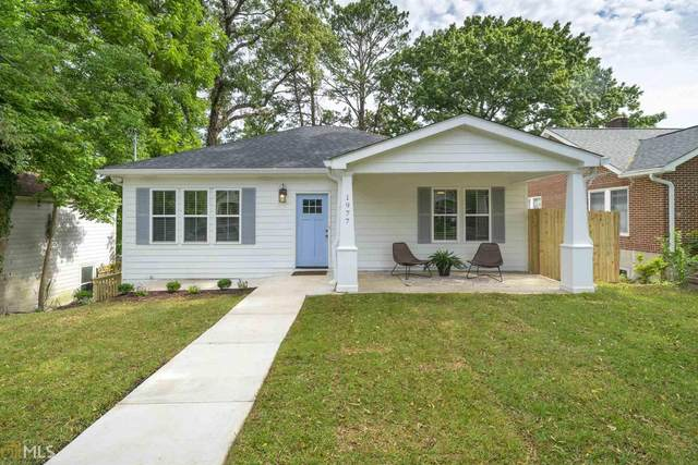 1977 Rugby Ave, College Park, GA 30337 (MLS #8990446) :: Athens Georgia Homes