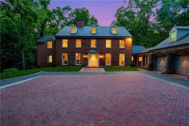 3875 Tuxedo Road NW, Atlanta, GA 30342 (MLS #8990713) :: Statesboro Real Estate