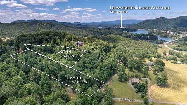 0 Clark Drive Lot 14, Hiawassee, GA 30546 (MLS #8993070) :: Maximum One Realtor Partners