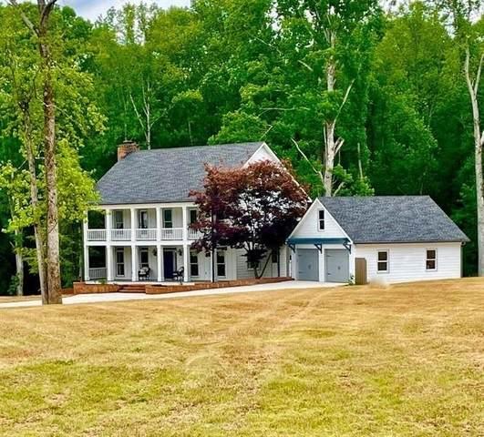 688 Garrison Trail, Canton, GA 30115 (MLS #8993357) :: The Heyl Group at Keller Williams