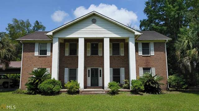 38 Plantation Point Rd, Woodbine, GA 31569 (MLS #8993464) :: RE/MAX One Stop
