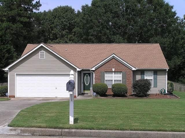1403 Elliotts Lane, Auburn, GA 30011 (MLS #8993472) :: The Heyl Group at Keller Williams