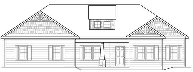 0 Bexley Road Lot 8, Moreland, GA 30259 (MLS #8993482) :: Anderson & Associates
