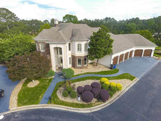 2214 Chase Way SE, Conyers, GA 30013 (MLS #8995271) :: The Heyl Group at Keller Williams