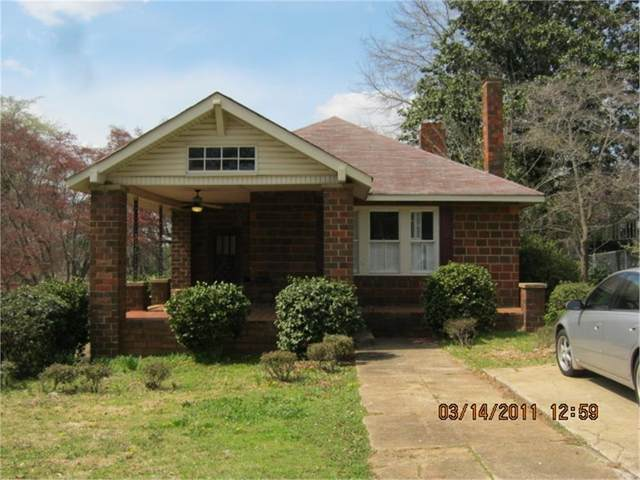 501 Ridley Avenue, Lagrange, GA 30240 (MLS #8995382) :: The Heyl Group at Keller Williams