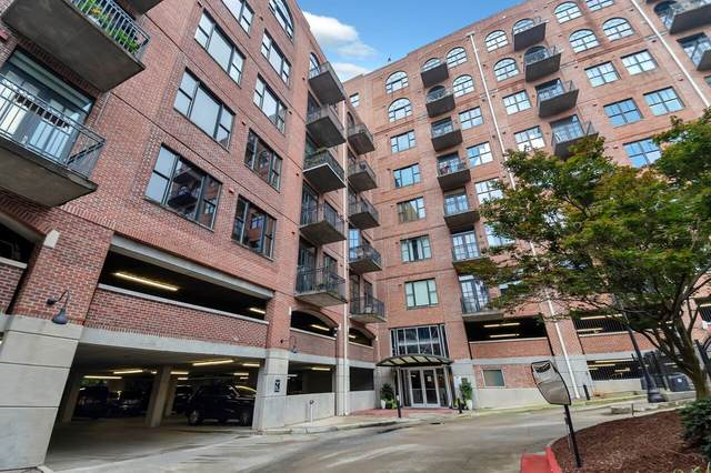 3235 Roswell Road #502, Atlanta, GA 30305 (MLS #8996140) :: Statesboro Real Estate