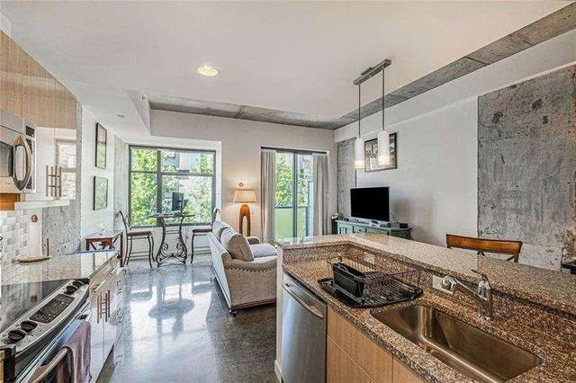 335 W Ponce De Leon Avenue #405, Decatur, GA 30030 (MLS #8996316) :: Houska Realty Group