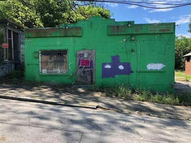 808 Thurmond Street NW, Atlanta, GA 30314 (MLS #8997830) :: The Heyl Group at Keller Williams