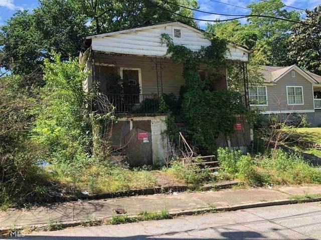 820 Thurmond Street NW, Atlanta, GA 30314 (MLS #8997833) :: The Heyl Group at Keller Williams