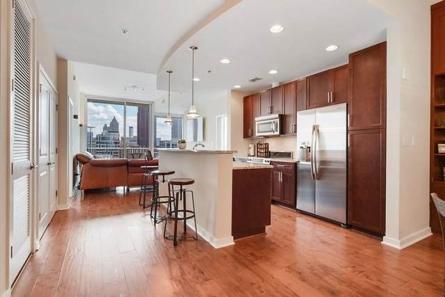 855 Peachtree Street NE #2009, Atlanta, GA 30308 (MLS #8998355) :: Statesboro Real Estate