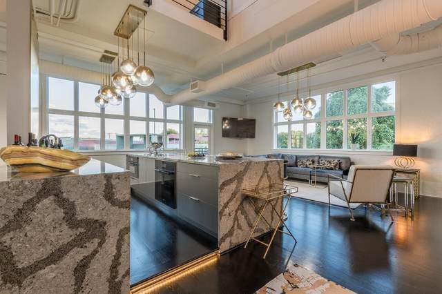 640 Glen Iris Drive NE #615, Atlanta, GA 30308 (MLS #8999207) :: Statesboro Real Estate