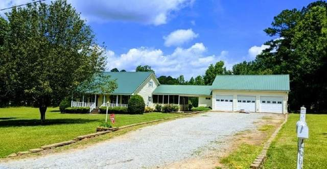 1030 Country Club Lane, Union Point, GA 30669 (MLS #8999915) :: The Realty Queen & Team