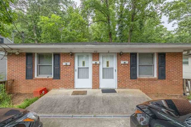 432 Sycamore Drive, Decatur, GA 30030 (MLS #9001530) :: The Realty Queen & Team