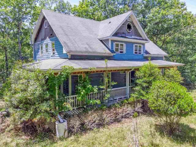 184 Jordan Drive, Blue Ridge, GA 30513 (MLS #9002822) :: Grow Local