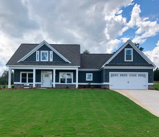 186 Alexander Lakes Drive #23, Eatonton, GA 31024 (MLS #9003788) :: The Heyl Group at Keller Williams