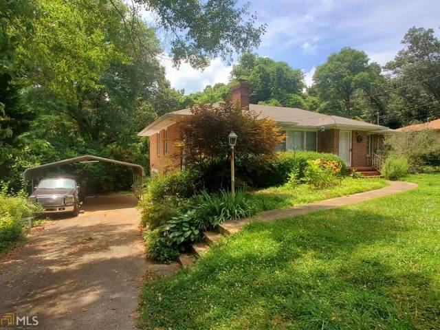 166 Hillcrest, Toccoa, GA 30577 (MLS #9005208) :: Tim Stout and Associates