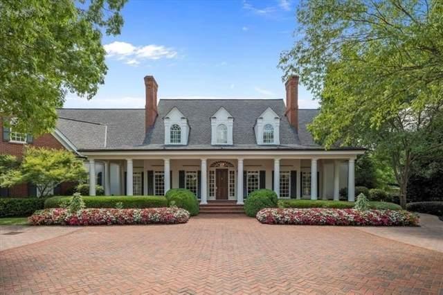 8 Woodlawn Drive NE, Marietta, GA 30067 (MLS #9007869) :: HergGroup Atlanta