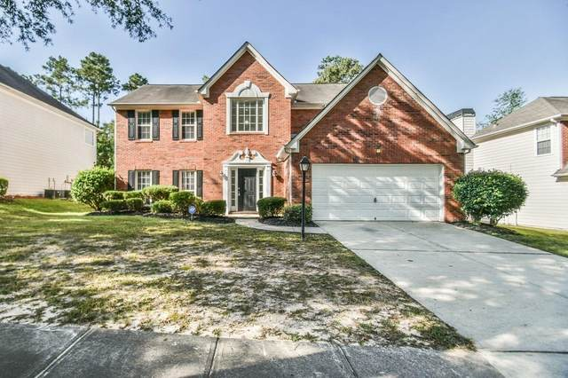 260 Fitzgerald Place, Atlanta, GA 30349 (MLS #9007888) :: Rettro Group