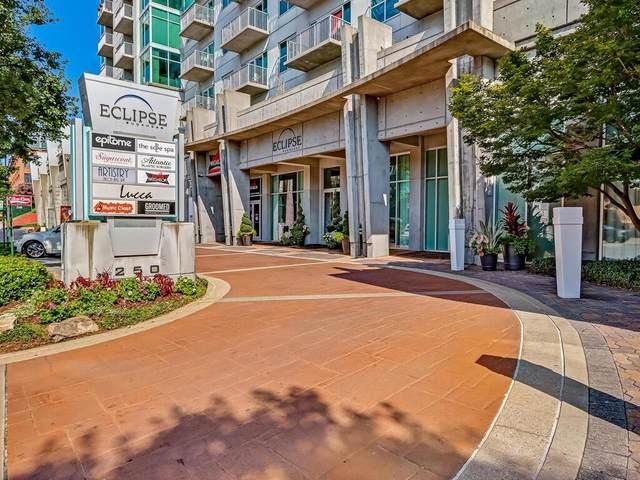 250 Pharr Road #1603, Atlanta, GA 30305 (MLS #9008175) :: Anderson & Associates