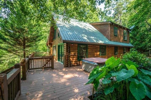 845 Chattahoochee Acres Drive, Cleveland, GA 30528 (MLS #9008884) :: The Realty Queen & Team
