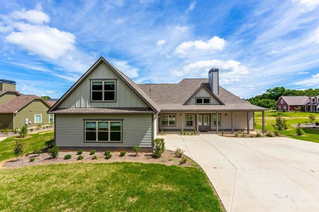 375 Trinity Pond Road, Winterville, GA 30683 (MLS #9010661) :: The Realty Queen & Team