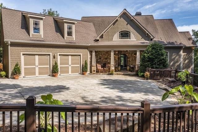 330 Dream Catcher, Blue Ridge, GA 30513 (MLS #9013715) :: Athens Georgia Homes