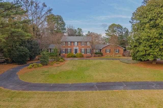 390 Virginia Hills Road, Royston, GA 30662 (MLS #9014002) :: EXIT Realty Lake Country