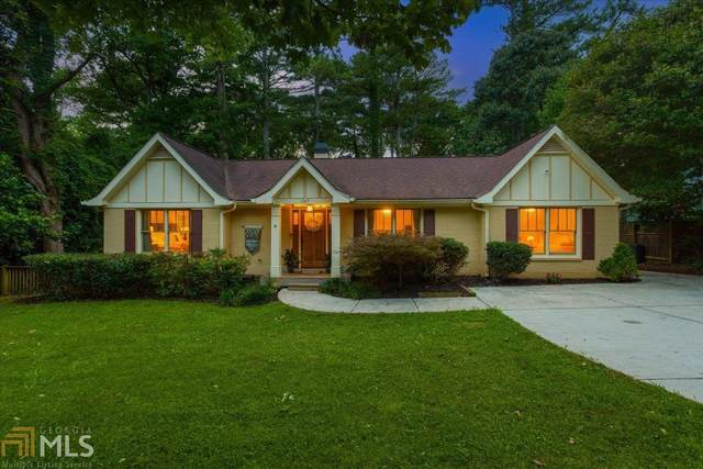 1367 Carter Rd, Decatur, GA 30030 (MLS #9014881) :: Grow Local