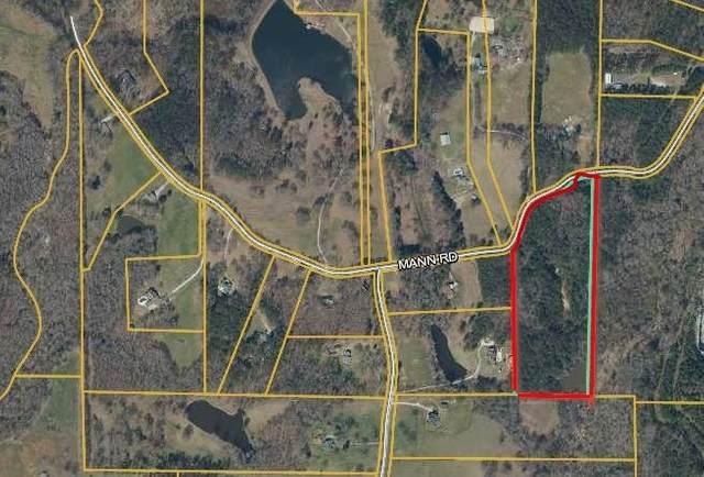 0 Mann Road 15.3 ACRES, Tyrone, GA 30290 (MLS #9016652) :: Anderson & Associates