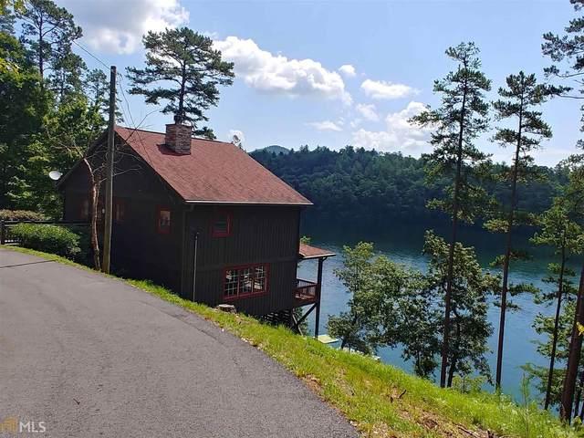 455 Yonah Lake Pl, Toccoa, GA 30577 (MLS #9016795) :: Rettro Group