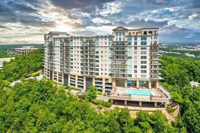 2950 Mount Wilkinson Parkway #608, Atlanta, GA 30339 (MLS #9018754) :: Statesboro Real Estate