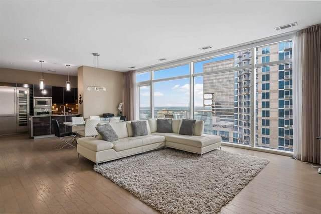 45 Ivan Allen Jr Boulevard #2108, Atlanta, GA 30308 (MLS #9019235) :: Statesboro Real Estate