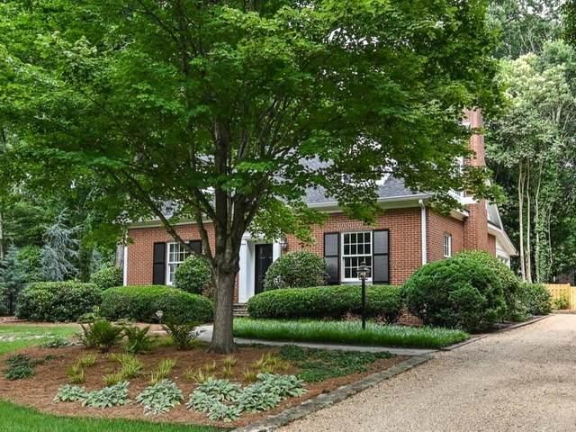 235 Mcwhorter Drive, Athens, GA 30606 (MLS #9019708) :: Maximum One Realtor Partners