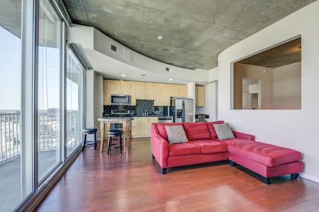 361 17th Street #1520, Atlanta, GA 30363 (MLS #9021600) :: Statesboro Real Estate