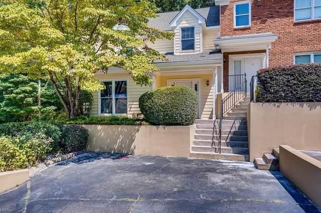 14 Forest Ridge, Sandy Springs, GA 30350 (MLS #9022503) :: Statesboro Real Estate