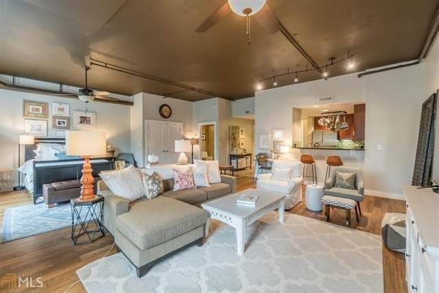 285 Centennial Olympic Pk Drive NW #203, Atlanta, GA 30313 (MLS #9024986) :: Statesboro Real Estate