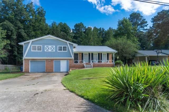 6865 Dorsett Shoals Road, Douglasville, GA 30135 (MLS #9029035) :: EXIT Realty Lake Country