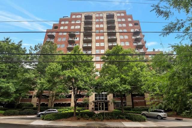 3180 Mathieson Drive NE #703, Atlanta, GA 30305 (MLS #9030999) :: Houska Realty Group