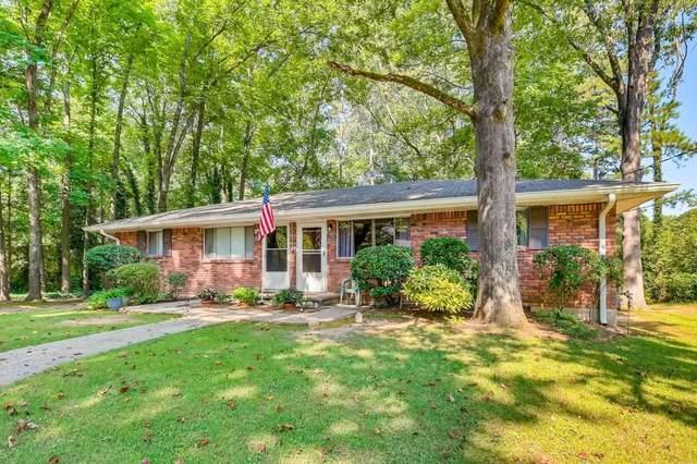 1050 Palafox Drive NE, Atlanta, GA 30324 (MLS #9031085) :: Statesboro Real Estate