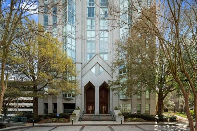 2870 Pharr Court #2904, Atlanta, GA 30305 (MLS #9031394) :: Anderson & Associates