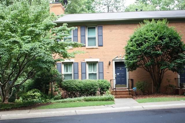 1162 Morningside Place NE, Atlanta, GA 30306 (MLS #9031507) :: AF Realty Group