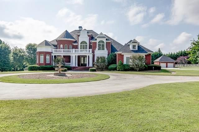 2835 Wallace Road, Buford, GA 30519 (MLS #9032586) :: Bonds Realty Group Keller Williams Realty - Atlanta Partners